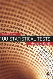 100 Statistical Tests 3e - Kanji, Gopal K.