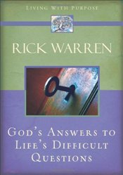 Gods Answers to Lifes Difficult Questions - Warren, Rick