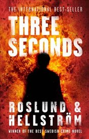 Three Seconds - Roslund, Anders
