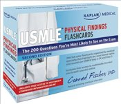 Kaplan Medical USMLE Physical Findings Flashcards - Fischer, Conrad