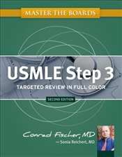 Kaplan Medical USMLE Master the Boards Step 3 - Fischer, Conrad