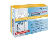 Kaplan Medical USMLE Pharmacology and Treatment Flashcards - Fischer, Conrad
