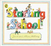 Starting School - Ahlberg, Allan