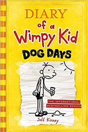 Diary of a Wimpy Kid 4 : Dog Days - Kinney, Jeff