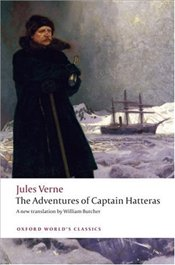 Adventures of Captain Hatteras  - Verne, Jules