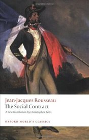 Social Contract - Rousseau, Jean-Jacques