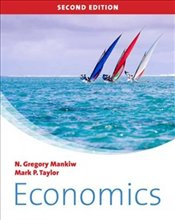 Economics 2e   (Principles of Economics : Micro & Macro) - Mankiw, Gregory N.