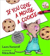 If You Give a Mouse a Cookie - Numeroff, Laura Joffe
