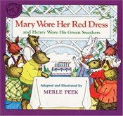 Mary Wore Her Red Dress, and Henry Wore His Green Sneakers - Peek, Merle
