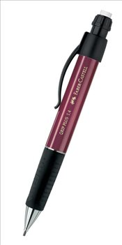 Faber Castell - Grip Plus Versatil Kalem 1.4 (131431-Bordo) -