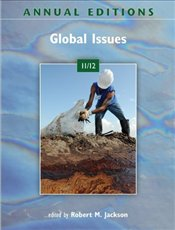 Annual Editions : Global Issues 11/12 - Jackson, Robert M.