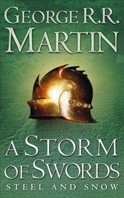 Storm of Swords : Song of Ice and Fire 3 Part 1 - Martin, George R. R.