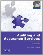 Auditing and Assurance Services 14e - Arens, Alvin