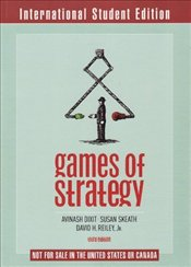 Games of Strategy 3e ISE - Dixit, Avinash K.