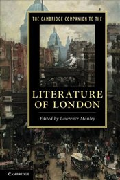 Companion to the Literature of London  - Manley, Lawrence