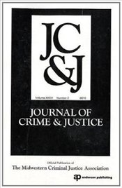 Journal of Crime and Justice - Chamlin, Mitch