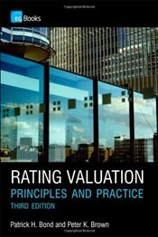 Rating Valuation: Principles and practice - Brown, Peter