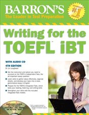 Writing for the TOEFL Ibt with Audio CD 4e - Lougheed, Lin