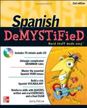 Spanish Demystified 2e - Petrow, Jenny