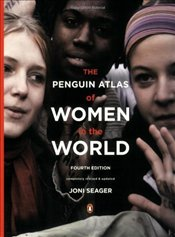 Atlas of Women in the World - Seager, Joni