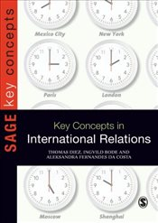Key Concepts in International Relations  - Diez, Thomas
