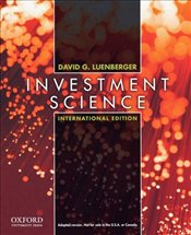Investment Science ISE - Luenberger, David G.