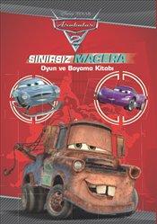 Pandora Arabalar 2 Sinirsiz Macera Oyun Ve Boyama Kitabi