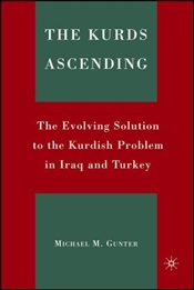 Kurds Ascending : Evolving Solution to the Kurdish Problem in Iraq and Turkey - Gunter, Michael M.