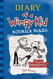 Diary of a Wimpy Kid : Rodrick Rules 2 - Kinney, Jeff