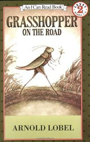 Grasshopper on the Road (I Can Read - Level 2) - Lobel, Arnold