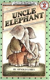 Uncle Elephant (I Can Read - Level 2) - Lobel, Arnold