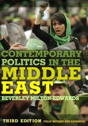 Contemporary Politics in the Middle East 3e - Milton-Edwards, Beverly