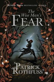Wise Mans Fear : Kingkiller Chronicle 2 - Rothfuss, Patrick