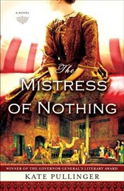 Mistress of Nothing - Pullinger, Kate