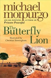 Butterfly Lion - Morpurgo, Michael