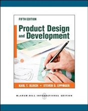 Product Design and Development 5e - Ulrich, Karl