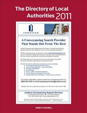 Directory of Local Authorities 2011 -