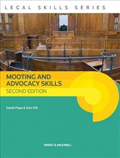 Mooting and Advocacy Skills (2) - Pope, David