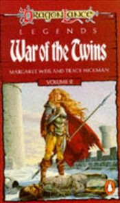 WAR OF THE TWINS - Weis, Margaret