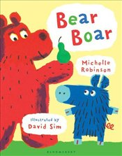 Bear Boar - Robinson, Michelle