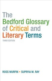 Bedford Glossary of Critical and Literary Terms - Ross, Martin