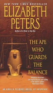 Ape Who Guards the Balance  - Peters, Elizabeth