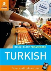 Rough Guide Turkish Phrasebook - Guides, Rough