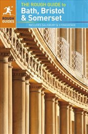 Rough Guide to Bath, Bristol & Somerset  - Andrews, Robert