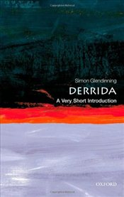 Derrida : A Very Short Introduction - Glendinning, Simon