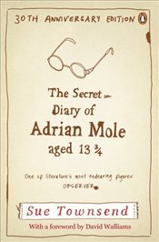 Secret Diary of Adrian Mole Aged 13 3/4  - Townsend, Sue