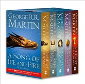 Game of Thrones : Vol 1-4 - The Story Continues - Martin, George R. R.