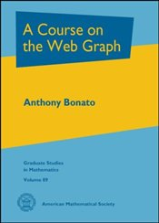 Course on the Web Graph - Bonato, Anthony