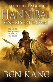 Hannibal : Enemy of Rome  - Kane, Ben