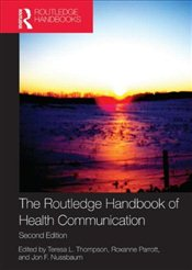 Handbook of Health Communication - Thompson, Teresa L.